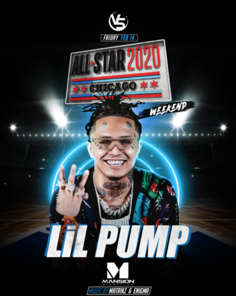 LiL PUMP @ Mansion Nightclub