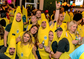 BANANA PUB CRAWL