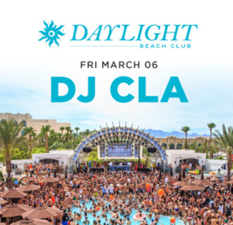 DAYLIGHT Beach Club Opening Weekend 3/6