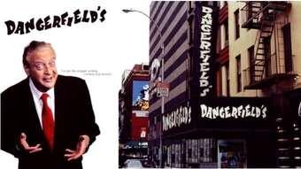 Headlining at Dangerfield's Comedy Club NYC