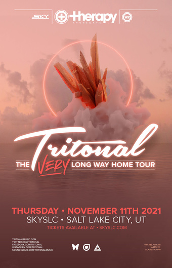 Therapy Thursdays : Tritonal