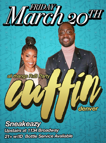 Cuffin' All Thangs R&B Party March
