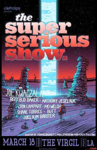 The Super Serious Show with Joe Kwaczala