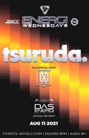 ENERGI WEDNESDAYS : Tsuruda (18+)