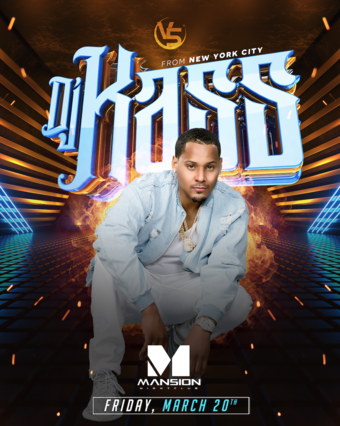 DJ KASS Live @ Mansion Nightclub