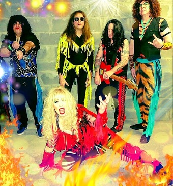 Sister Twisted (ultimate Twisted Sister tribute)