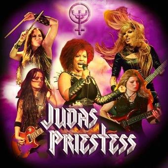 Judas Priestess (All female Judas Priesr tribute)