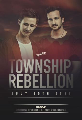 Township Rebellion *NEW DATE*