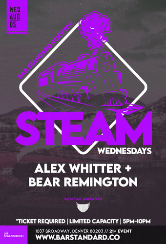 TheHundred presents: STEAM Rooftop Happy Hour