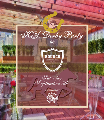 Kentucky Derby Watch Party at Bounce