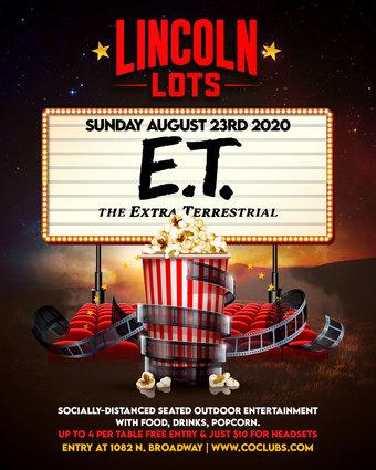 Lincoln Lots - E.T.