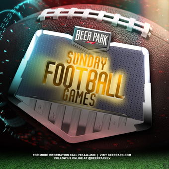 Sunday Football Games Viewing Parties