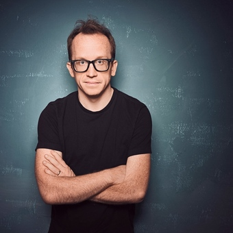 Chris Gethard headlines at SoulJoel's Outdoor Amphitheater