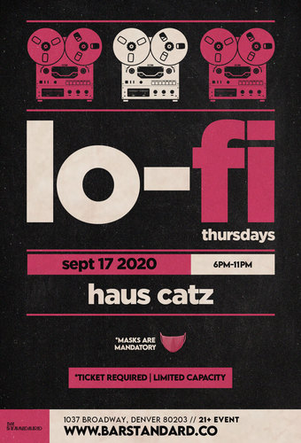 TheHundred Presents: Lo-Fi Rooftop Happy Hour