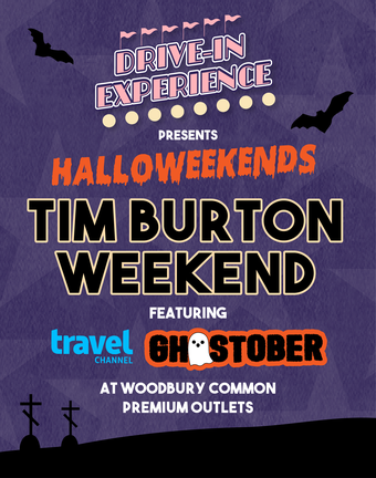 Halloweekends at Woodbury Common Premium Outlets - Tim Burton Weekend