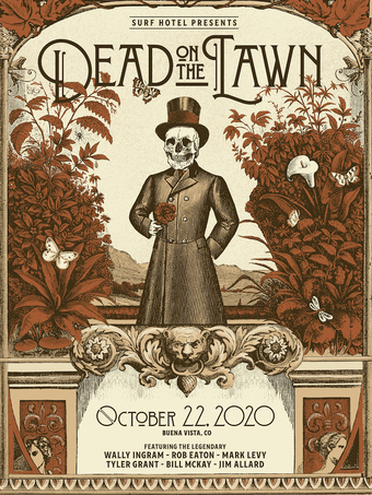 Dead on The LAWN | Doors: 5pm, Show: 6pm