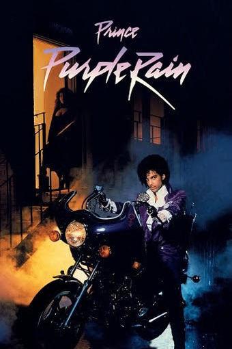 Purple Rain - LQBTQ Night!