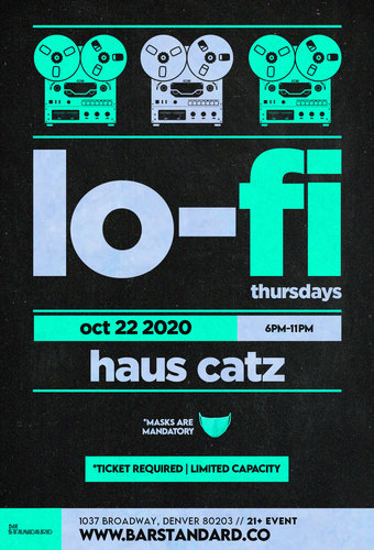 TheHundred Presents: Lo-Fi Thursdays