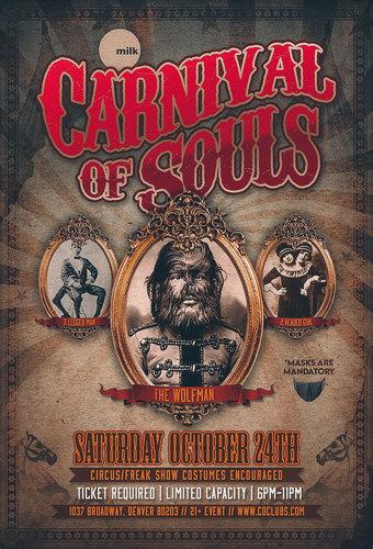 Milk Bar Presents: Carnival of Souls