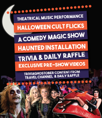 HALLOWEEN DRIVE-IN EXPERIENCE NYC