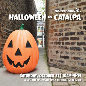 Halloween On Catalpa