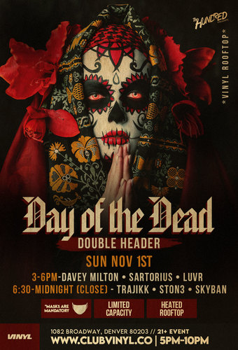 Sundown Sessions: Day of the Dead Double Header