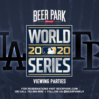 World Series 2020 Viewing Parties