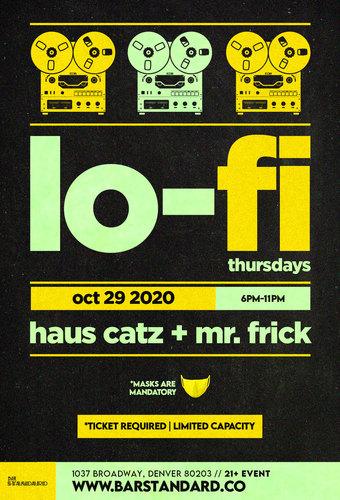 TheHundred Presents: Lo-Fi Thursdays