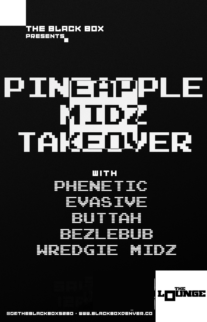 Pineapple Midz Takeover