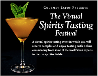 Virtual Tasting Festival December Event