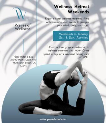 Waves of Wellness Weekends