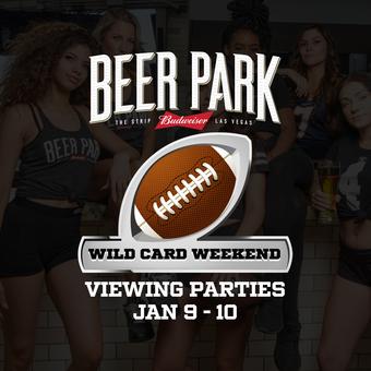 Wild Card Weekend Viewing  Parties