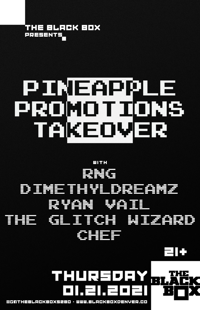 Pineapple Promotions Takeover