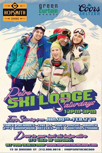 RETRO SKI SATURDAYS
