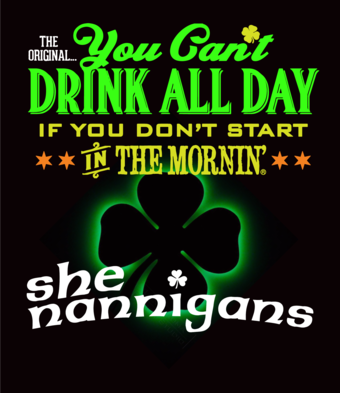 ST PATRICK'S DAY PARTY #YCDAD at SHE-NANNIGANS - Chicago
