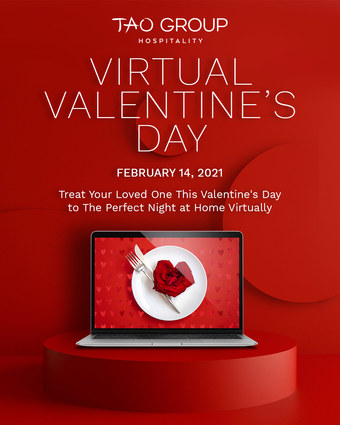 Virtual Valentine's Day