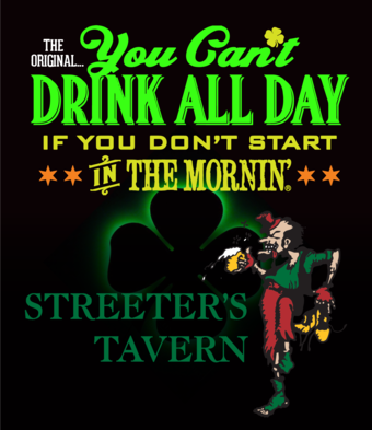 ST PATRICK'S DAY PARTY #YCDAD at STREETERS TAVERN - Chicago