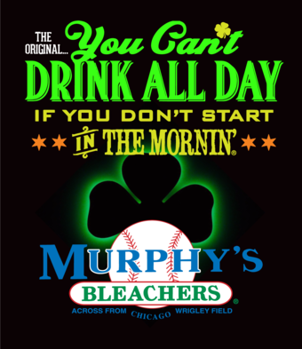ST PATRICK'S DAY PARTY #YCDAD at MURPHYS BLEACHERS - Chicago