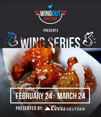 WingOut Chicago's - Wing Series Part II