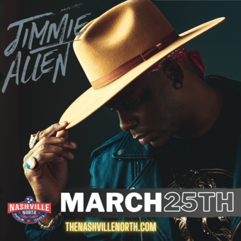 Jimmie Allen (Power Acoustic show) Live in Stateline
