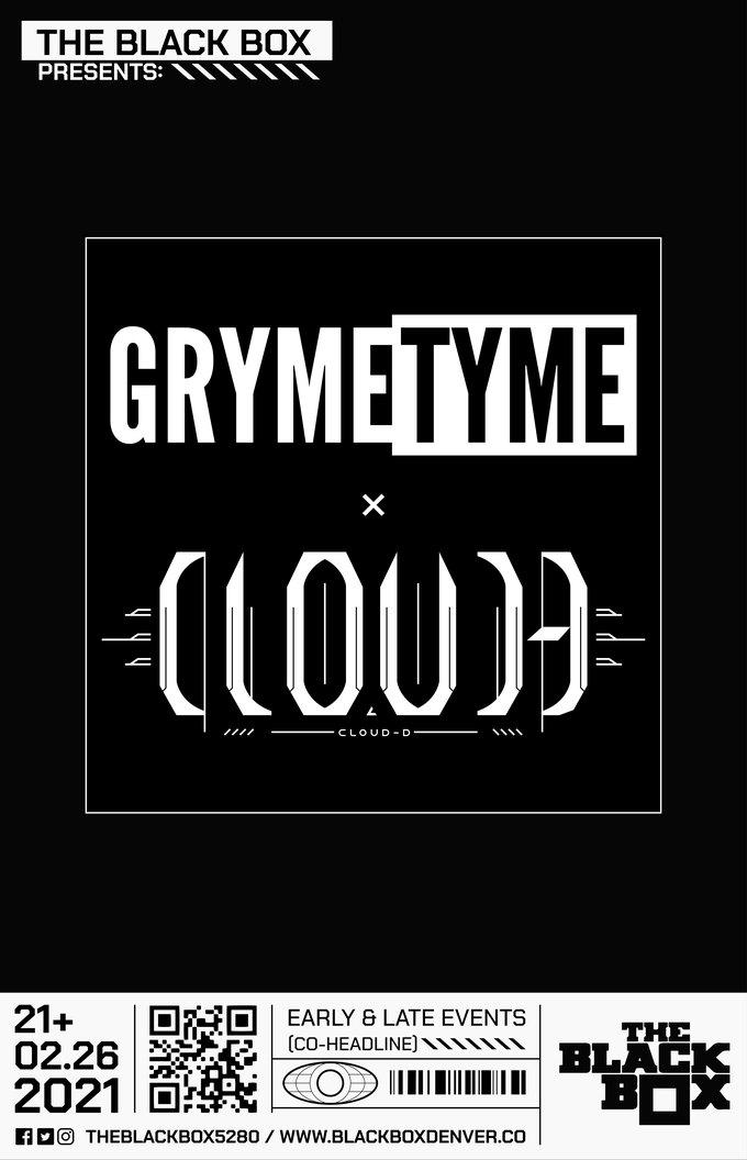 GrymeTyme x Cloud-D
