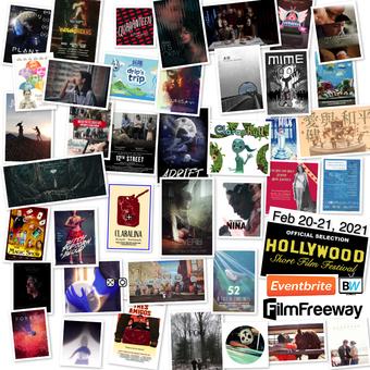 Hollywood Short Film Festival- Screenings