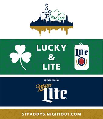 St. Patrick's Day Chicago at Broken Barrel Bar