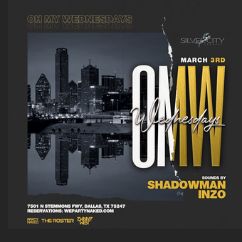 OMW // Oh My Wednesdays Launch Party