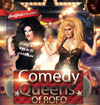 Comedy Queens of ROFO at SoulJoel's Dome