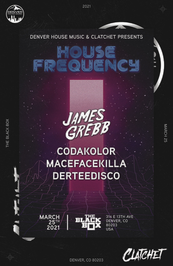 House Frequency feat. James Grebb