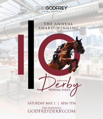 I|O Godfrey Kentucky Derby Viewing Event 2021