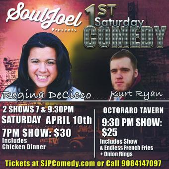 Oxford, PA: Comedy Night at Octoraro's