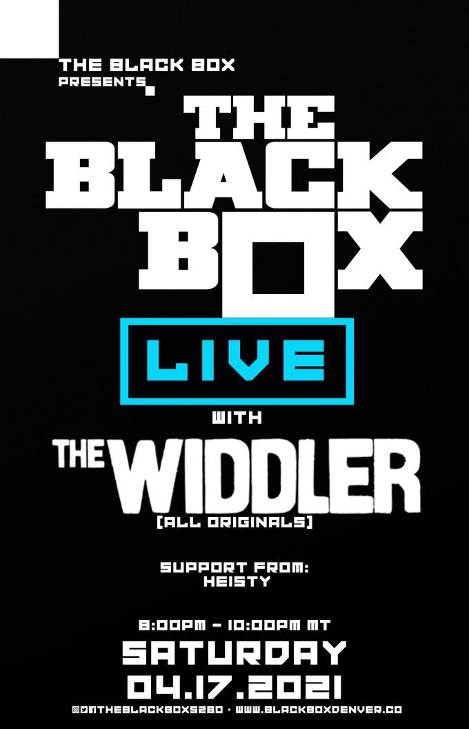 The Widdler: All Originals + Heisty (PPV Stream)