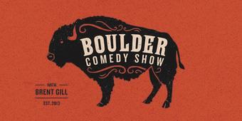 Boulder Comedy Show SEPT. 12
